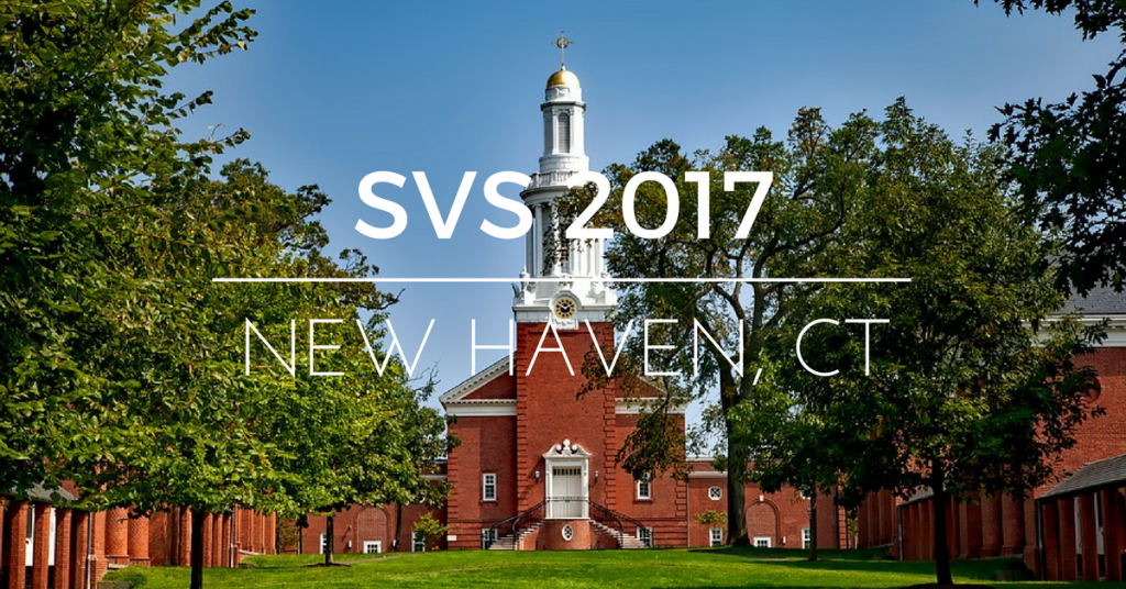 SVS 2017 Draft Program Online Now!